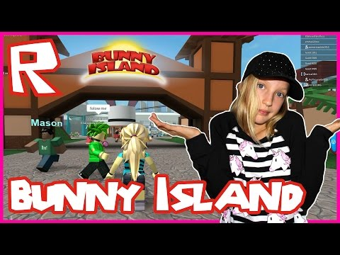 Full Download Roblox Bunny Island Theme Park With Chad