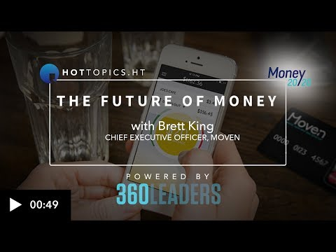 Moven's CEO Brett King on the impact AI will have on banking