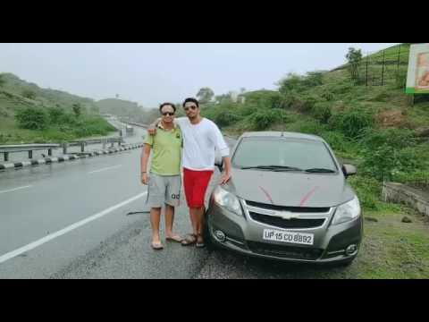 1200km meerut to vadodra trip by road