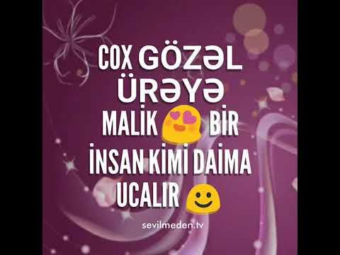 Səbinə adına uygun video 2018