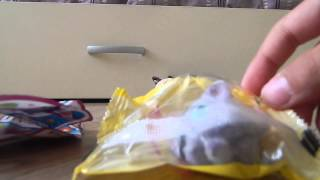 распаковка коробочки котята