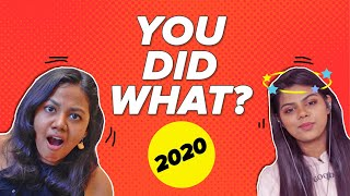 We Played Never Have I Ever: 2020 Edition  BuzzFeed India