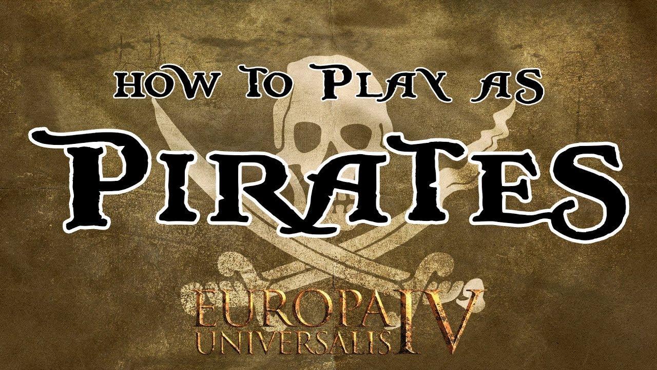 EU4 PIRATES YARRRRR!! | How to play as Pirate Republics | Part 1 | Golden  Century 1 28