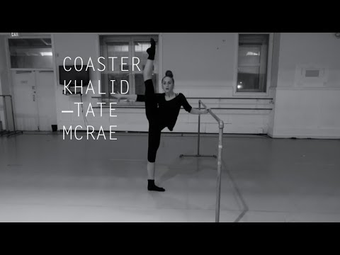 Coaster (khalid) #createwithtate | Tate Mcrae