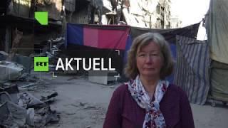 Exklusiv: Karin Leukefeld über aktuelle Lage in Syrien