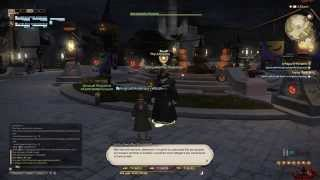 Final Fantasy XIV: Realm Reborn - A Plague of Pumpkins  - HD [1080p] (PC) Halloween Event