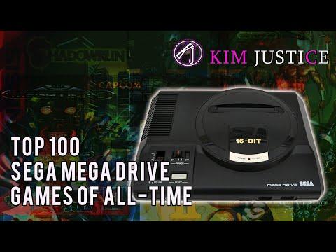 Kim Justice's Top 100 Sega Mega Drive/Genesis Games Of All-Time