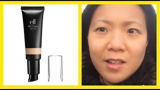 day 44 elf bb cream vlog review nyc christmas daily vlog