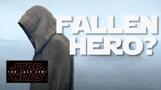 Dark Side or just a Broken Man? What has become of Luke Skywalker?