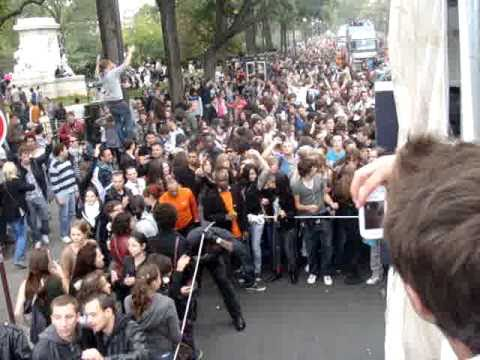 TEchno Parade 2010 (French Government)