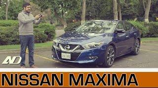 Nissan Maxima - ¿Un Verdadero Deportivo?