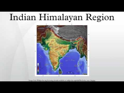 Indian Himalayan Region