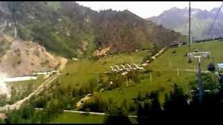 Катастрофа НЛО над Медео 10 07 2011 UFO crash?