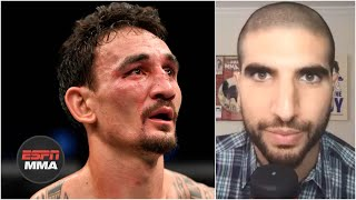 Max Holloway's stock went up despite decision loss to Volkanovski – Ariel Helwani | ESPN MMA