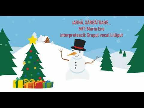 Iarnă, sărbătoare – Cantece pentru copii in limba romana