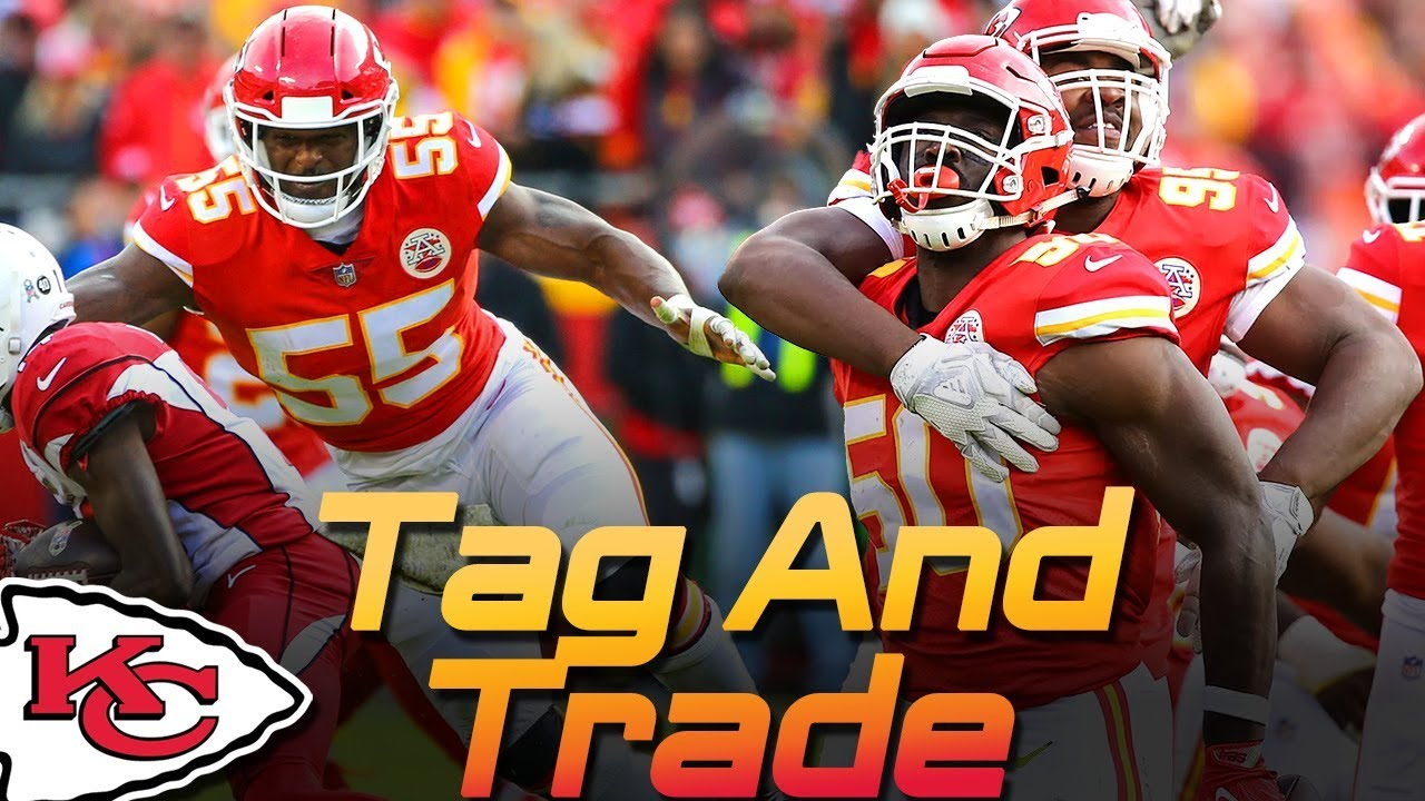 Chiefs expected to trade pass-rusher Dee Ford to 49ers