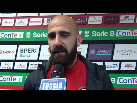"""Fabio Mazzeo, il match winner di Foggia-Cesena: """"Tre punti fondamentali"""""""