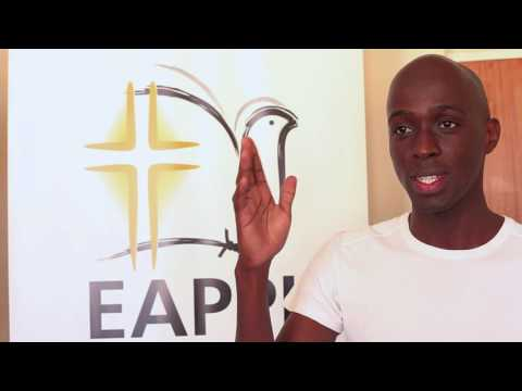 EAPPI South Africa- Before Departure 2016