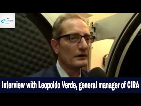 Interview with Leopoldo Verde, general manager of CIRA