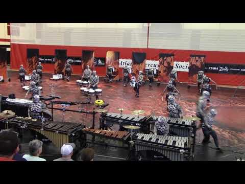 """Old Bridge HS Indoor Percussion 2018 - """"The Visitor"""" MAPS Championships"""