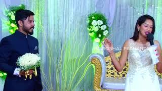 MC ROSHAL FERNANDES - Engagement Ceremony 2017