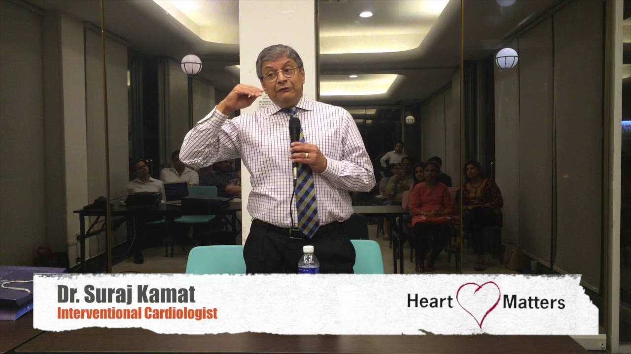 Heart Matters by Interventional Cardiologist, Dr  Suraj Kamat