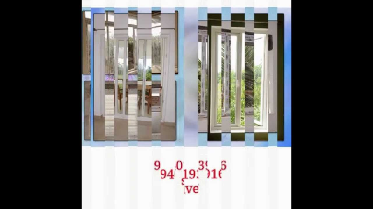 Fenesta upvc doors windows glass flooring - Upvc Windows Doors Ventilators
