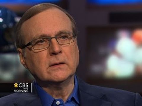 Seattle Seahawks owner Paul Allen on his teams chances in Super Bowl