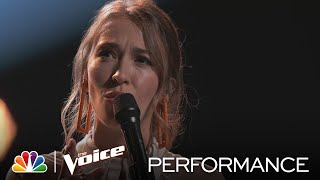 "Lauren Daigle Performs Her Wildly Popular Song ""You Say"" - The Voice Live Finale Part 2 2020"