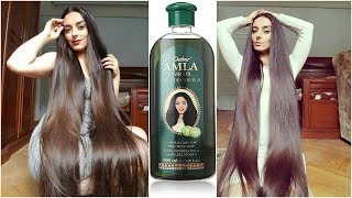 Is Dabur Amla Oil the BEST Hair Oil for Longer Thicker, Silkier Hair & Stop HairFall! Hit or Miss?
