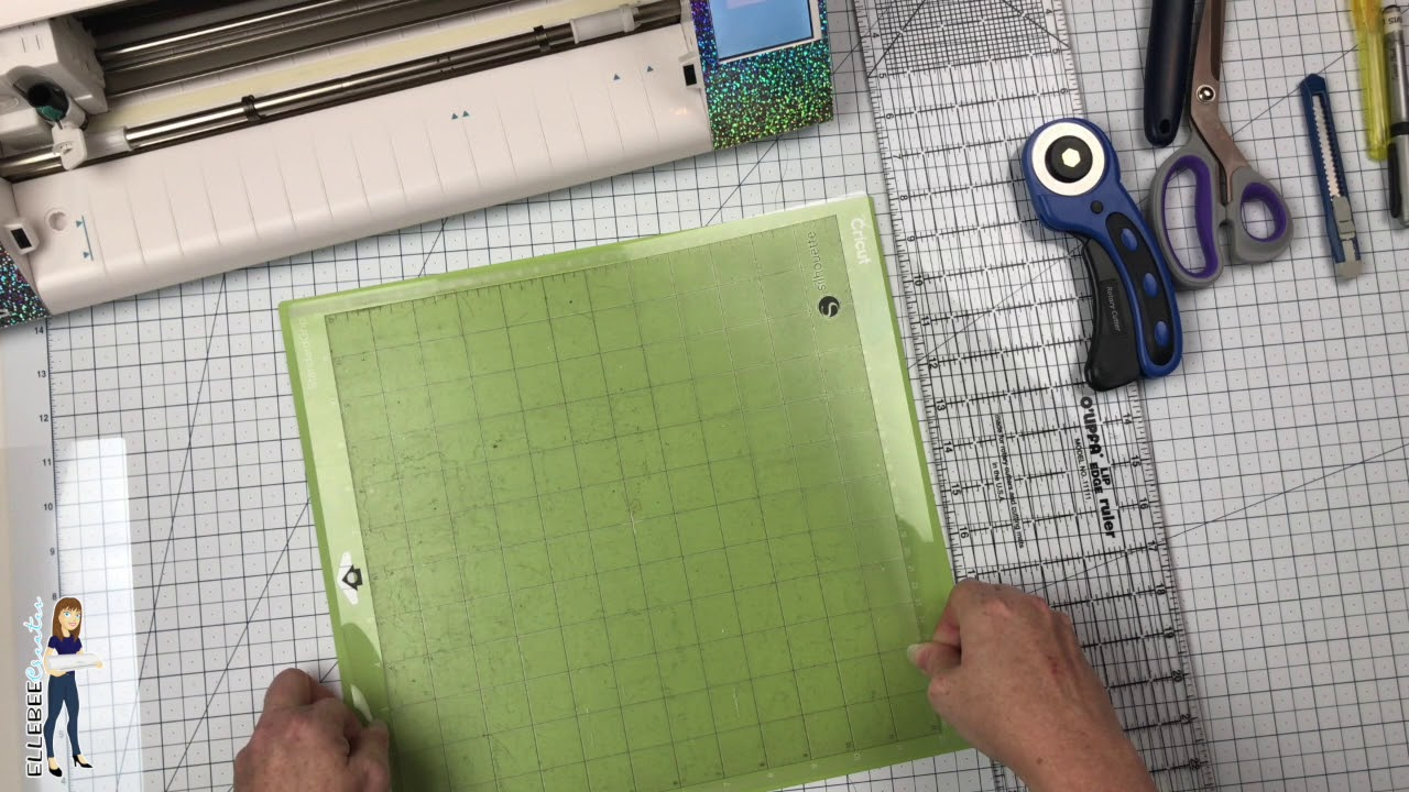 How To Use Cricut Mats In Your Silhouette Cameo