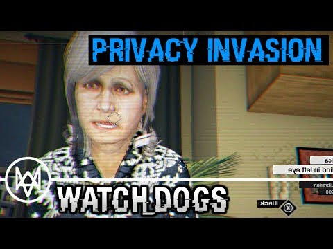 Watch Dogs - Privacy Invasion #5 of 30 - Old Lady Librarian Wants All The Internets