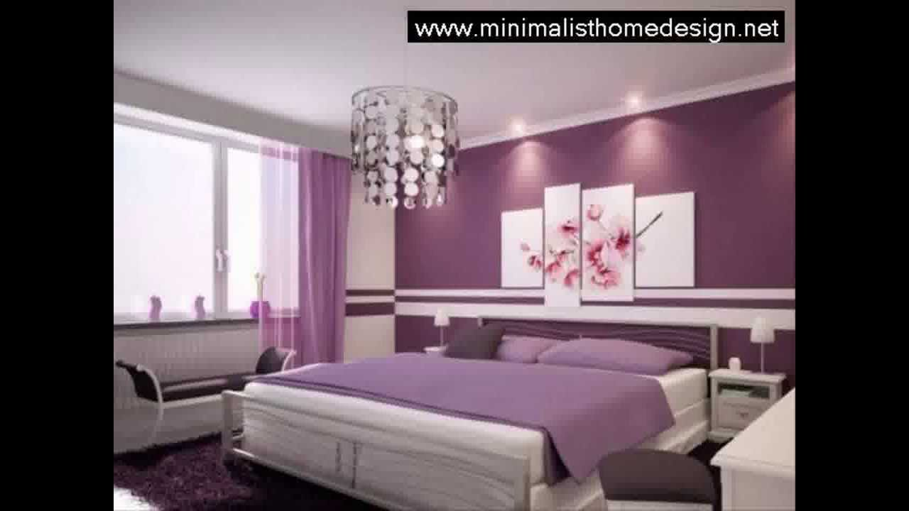 Latest bedroom designs youtube for Bed room interior design images