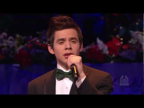 Silent Night - David Archuleta and Mormon Tabernacle Choir