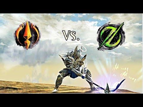 GW2 Path of Fire | Scourge VS. SpellBreaker - 1v1's