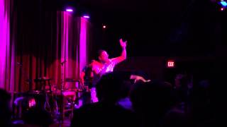 Oddisee @ Leo's (Want Something Done)