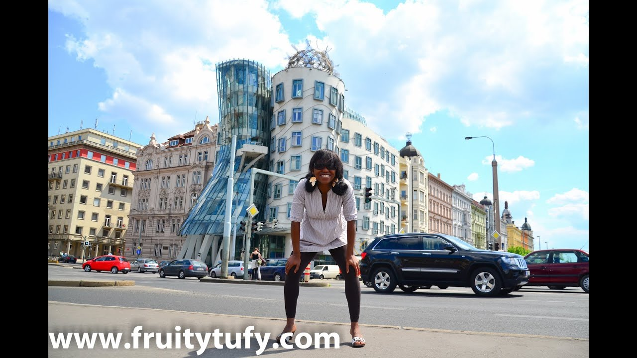 The Dancing House - YouTube