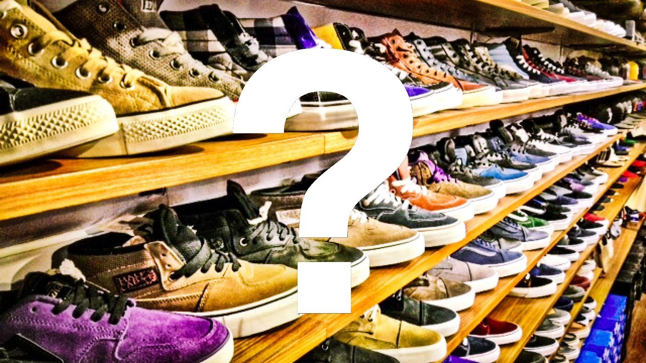 bfb2dea242 What Are The Best Shoes For Skateboarding  - YouTube