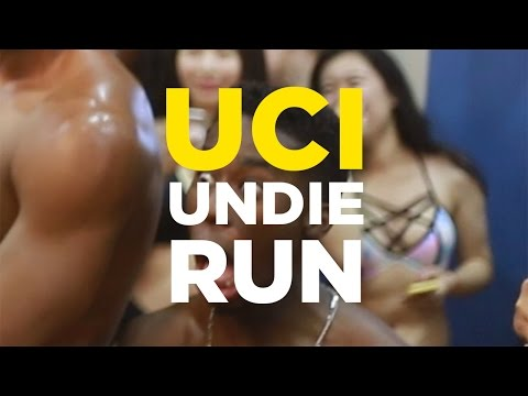 UCI Undie Run 2016