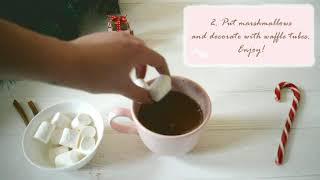 Hot Chocolate & Delicious Apple Christmas Cider Recipes