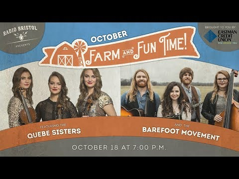 Farm and Fun Time - October 2018