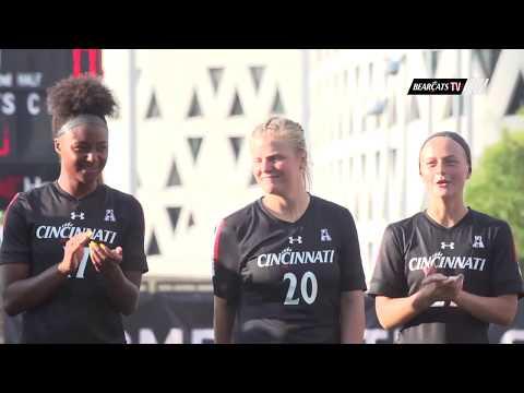 Cincinnati Women's Soccer: Get to Know the Seniors