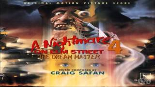 """Divinyls - Back To The Wall """"A Nightmare On Elm Street 4: The Dream Master 1988 Soundtrack"""""""