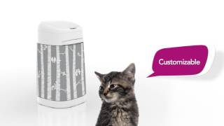 LitterLocker Design Plus Pail (short version)