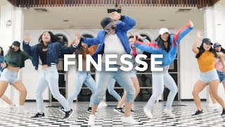 Finesse (Remix) - Bruno Mars Feat. Cardi B (Dance Video) | @besperon Choreography