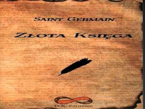 Saint Germain Zlota Ksiega