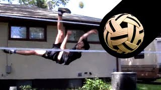 "Roll Spike 2 | ""FAAD"" - Sepak Takraw Practicing"