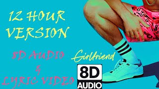 Charlie Puth - Girlfriend(8D Audio)