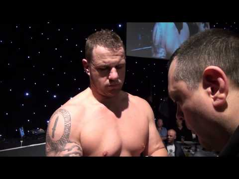 FCCTV4 JAMES WALKER vs PAUL WADSWORTH FULL CONTACT CONTENDER 4