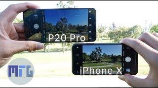 iPhone X vs. Huawei P20 Pro: In-Depth Camera Test Comparison